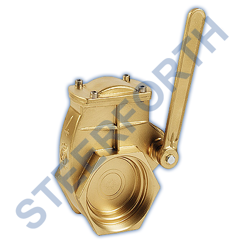 "PART3 - 2"" - 6"" BRASS LEVER GATE VALVE (MANUAL)"