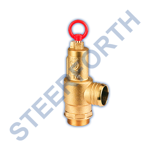"PART87 - 1-1/4"" - 2-1/2"" SAFETY VALVE (HOSE TAIL)"
