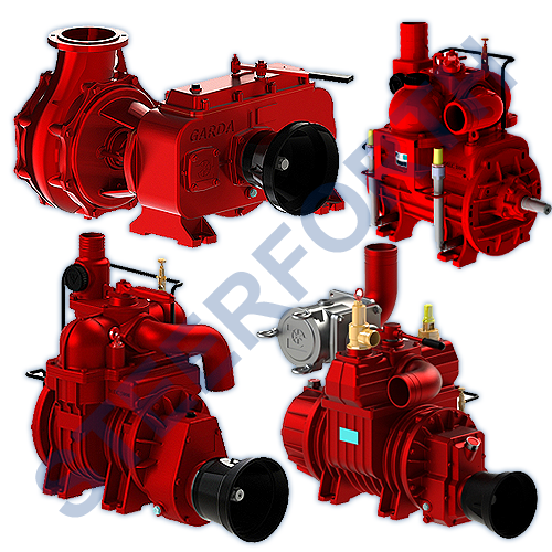 battioni pagani vacuum pumps, tanker parts online